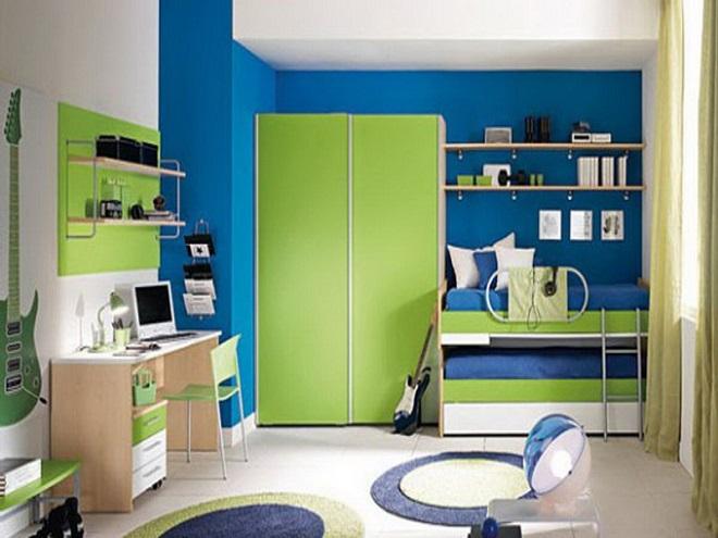 boje za zidove za deciju sobu